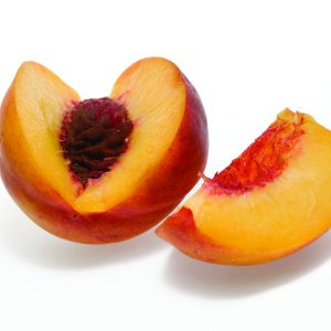 In season late summer: Nectarines