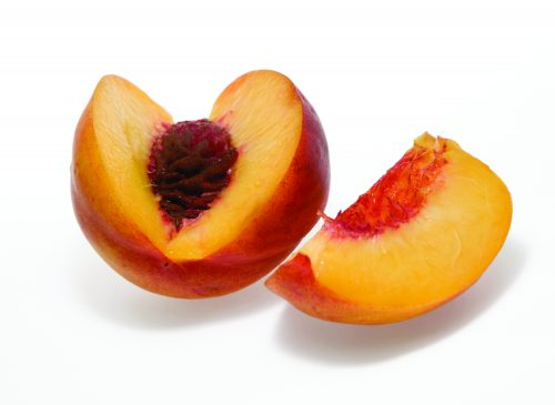 In season February: Nectarines