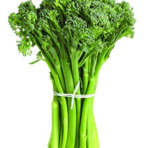 In season mid-winter: Broccolini