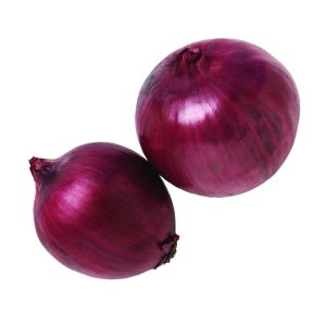 In season mid-winter: Onions