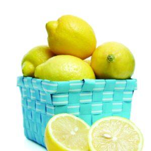 In season early winter: Lemons