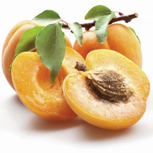 In season early autumn: Apricots