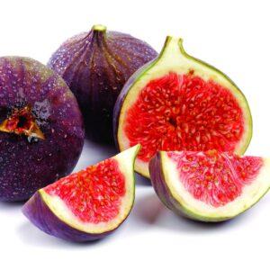 In season early autumn: Figs