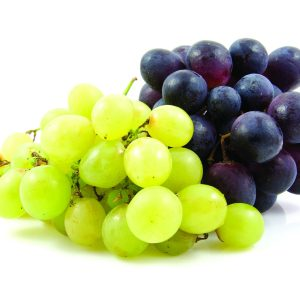 In season early autumn: Grapes