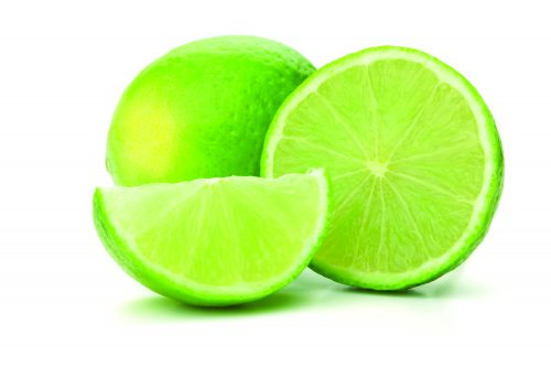 In season May: Limes