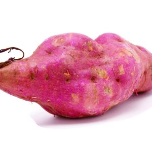 In season early spring: Kumara (sweet potato)