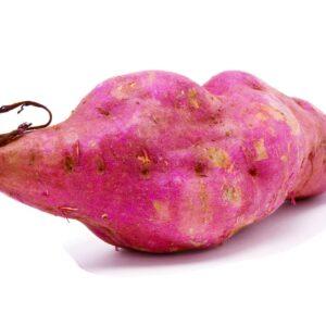 In season early spring: Kumara (sweet potato)