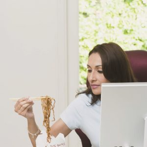 Is work making you fat?
