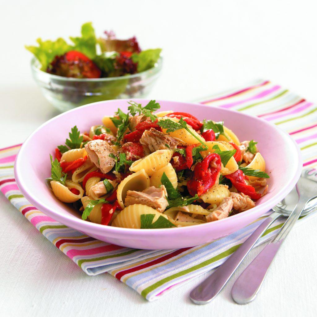Italian tuna pasta
