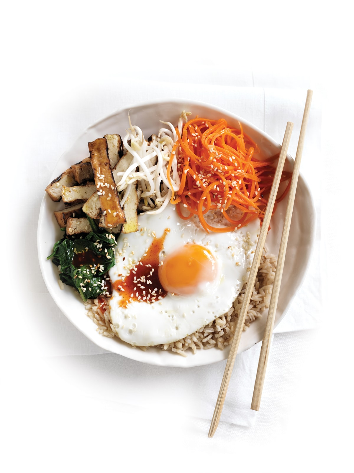 Korean Bibimbap Healthy Food Guide