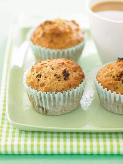 Light and tasty Weet-Bix muffins