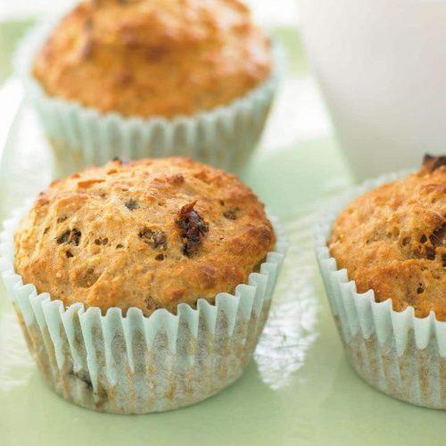 Weet-Bix muffins – Light & Tasty