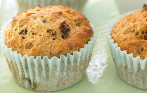 Light & tasty Weet-Bix muffins