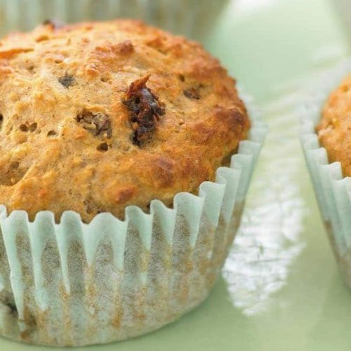 Light & tasty Weet-Bix muffins