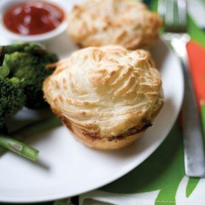 Little cottage pies