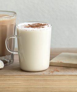 Maple almond milk