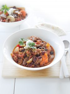 Mexican slow-cooked beef