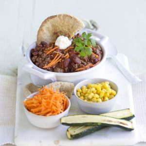 Mexican mixed plate