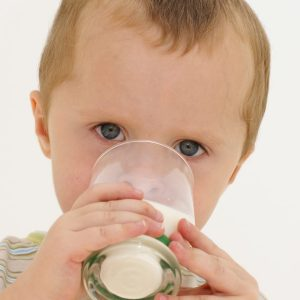 Milk for young children