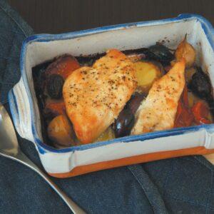 Mini roast chicken