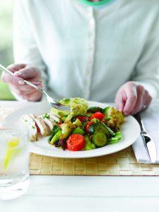 Mixed vegetable dukkah