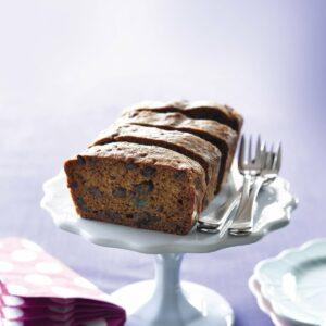 Nana's fruit bran loaf