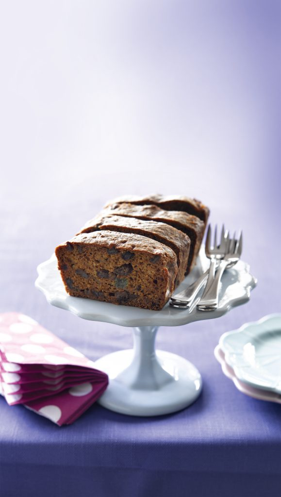 Nana's fruit bran loaf