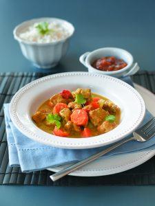 Niki's crockpot lamb curry