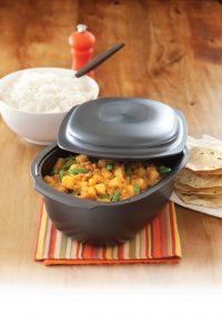 Potato and chana dhal curry