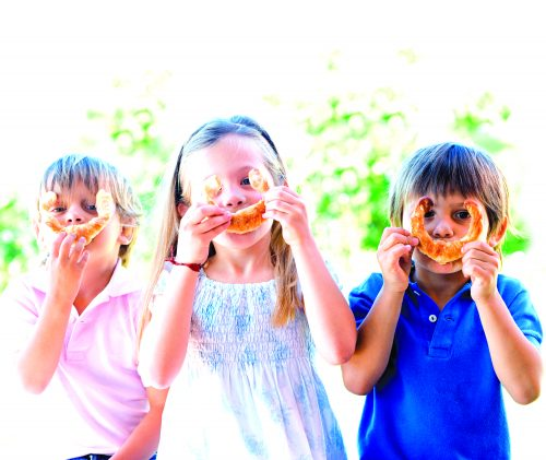 Research update: Food and children's behaviour