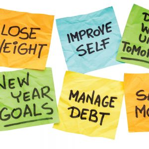 Resolutions to last a lifetime