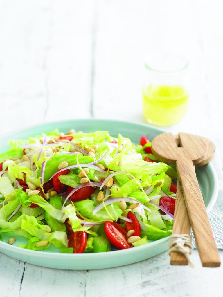 Roast tomato salad