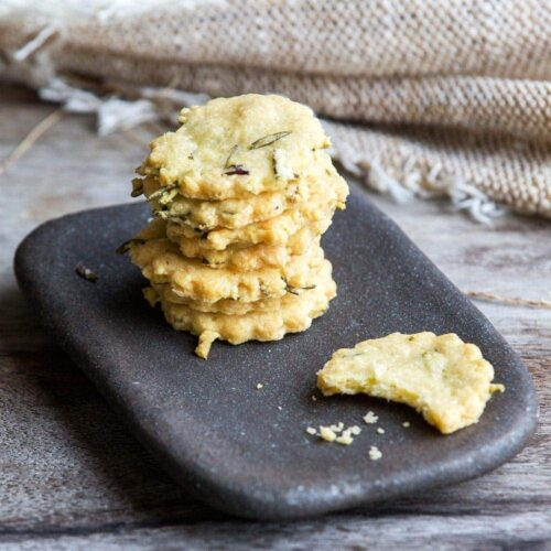 Rosemary biscuits