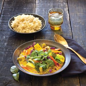 Sayur lodeh (Malay vegetable curry)