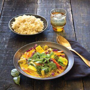 Sayur lodeh (Malay vegetable curry)