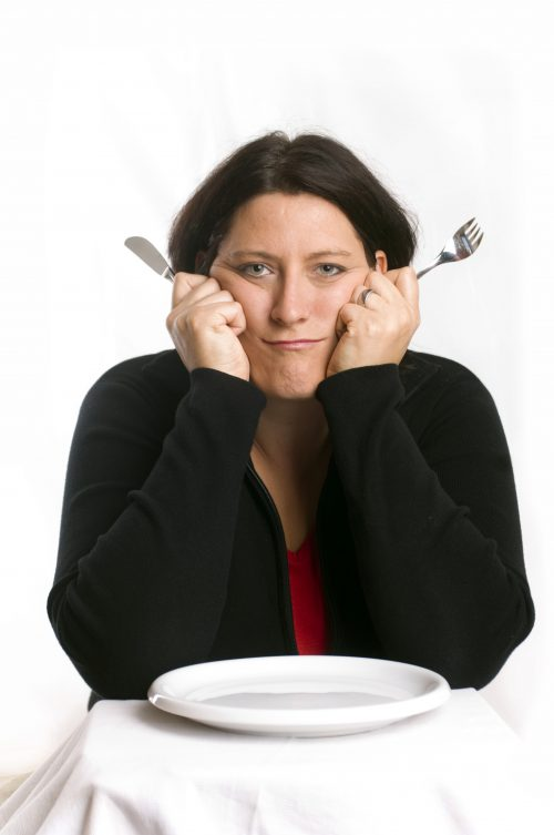 Seven eating traps for new mums