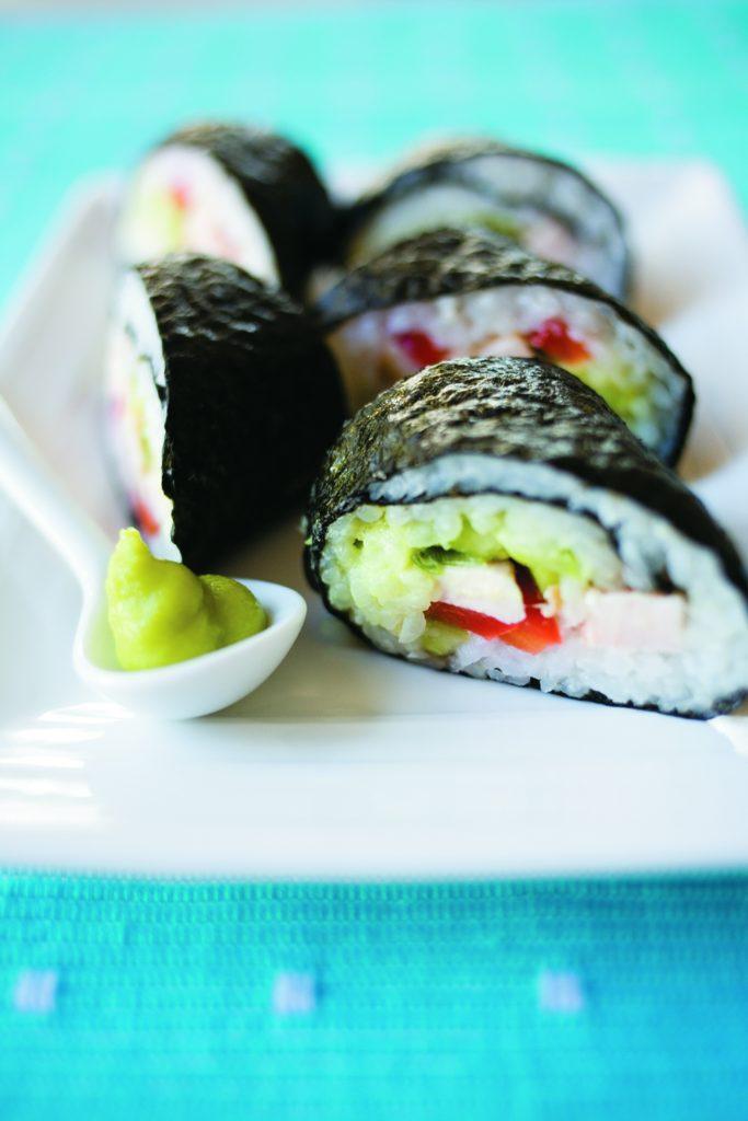 Simple sushi