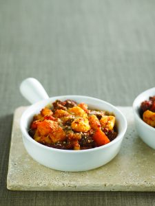Slow-cooked beef ragout with gnocchi