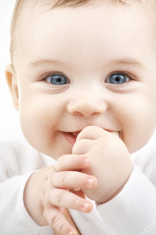 Soy infant formula