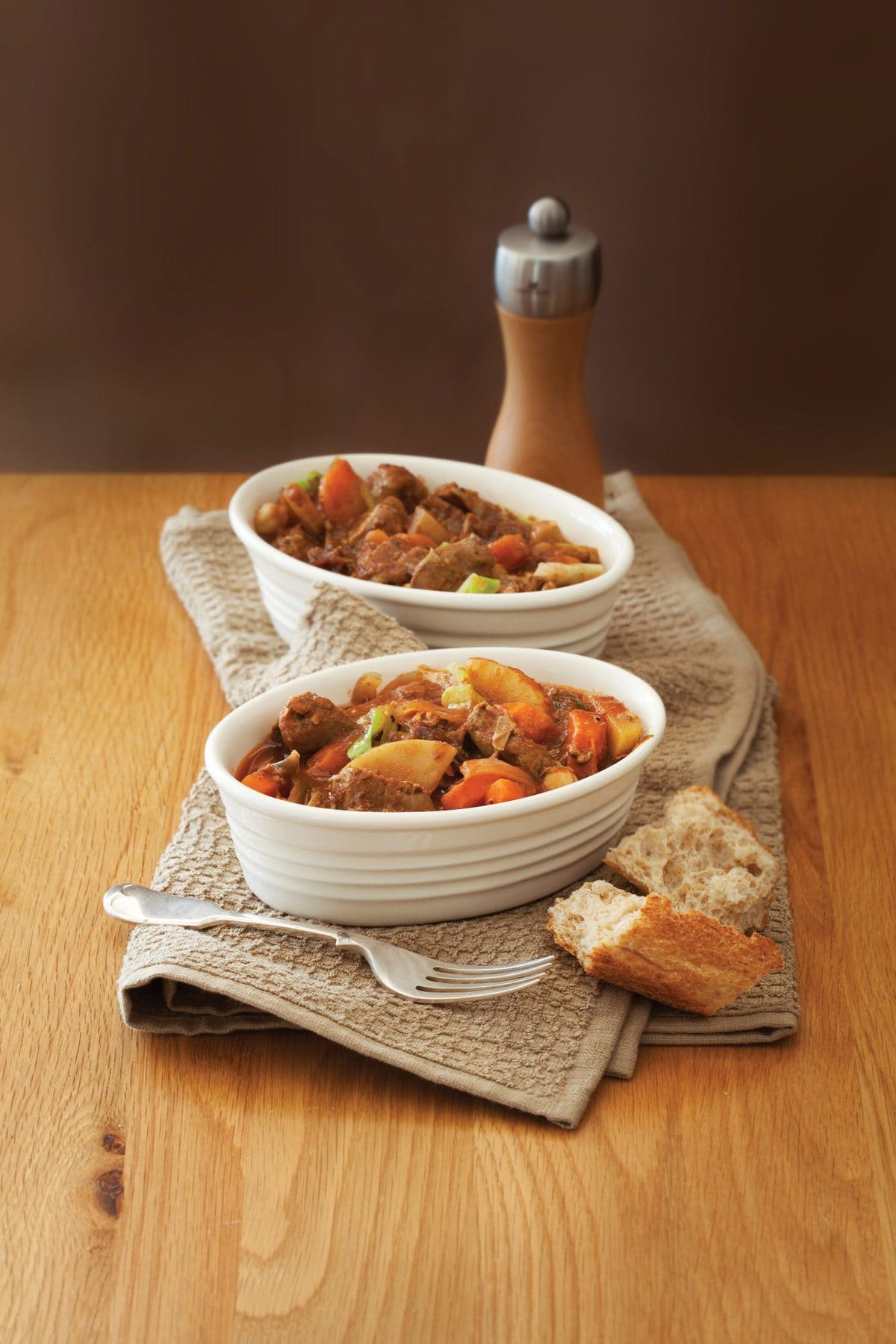Spicy lamb stew | Healthy Food Guide