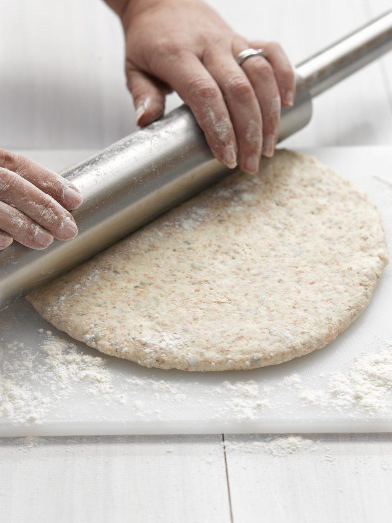 Pizza dough recipe step by step