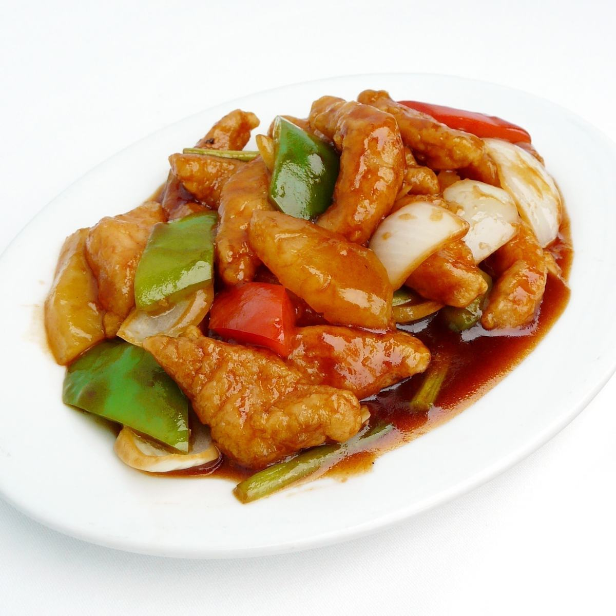 Sweet And Sour Sauce Healthy Food Guide