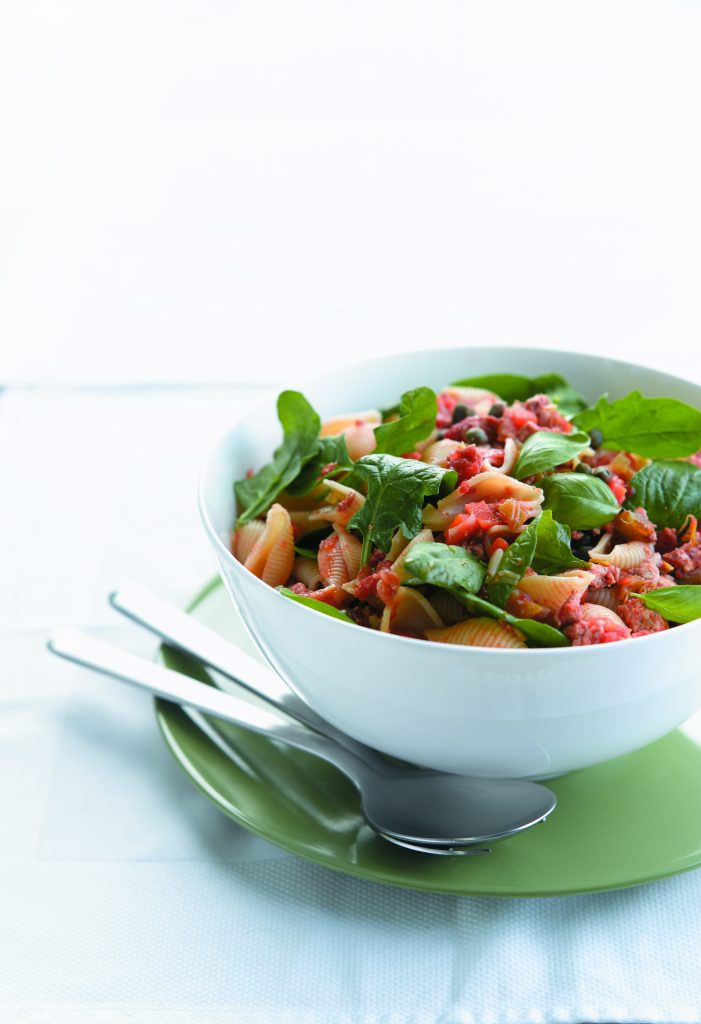 Tangy ragout