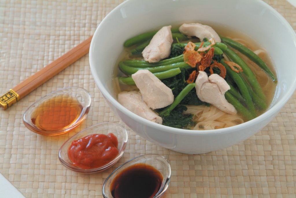 Tasty Chicken Noodle Soup Healthy Food Guide