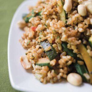 Thai rice sambal
