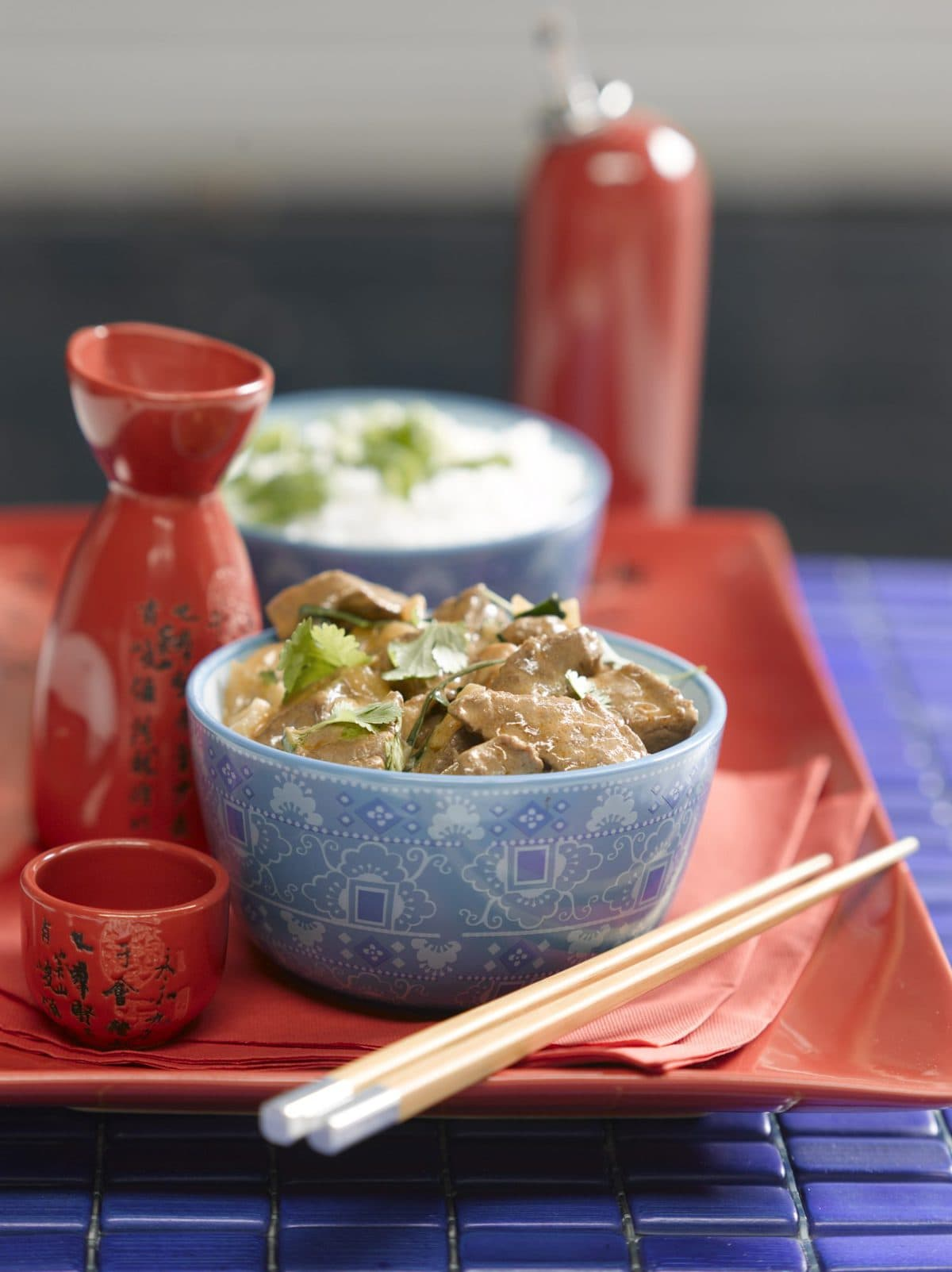 Thai beef curry healthy food guide thai beef curry forumfinder Choice Image