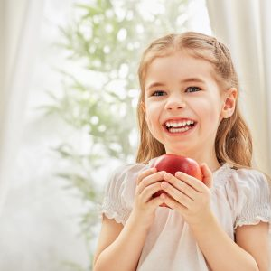 The top 10 healthy eating habits to give your kids