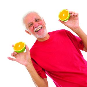 The challenges of healthy ageing: Eating well for older people