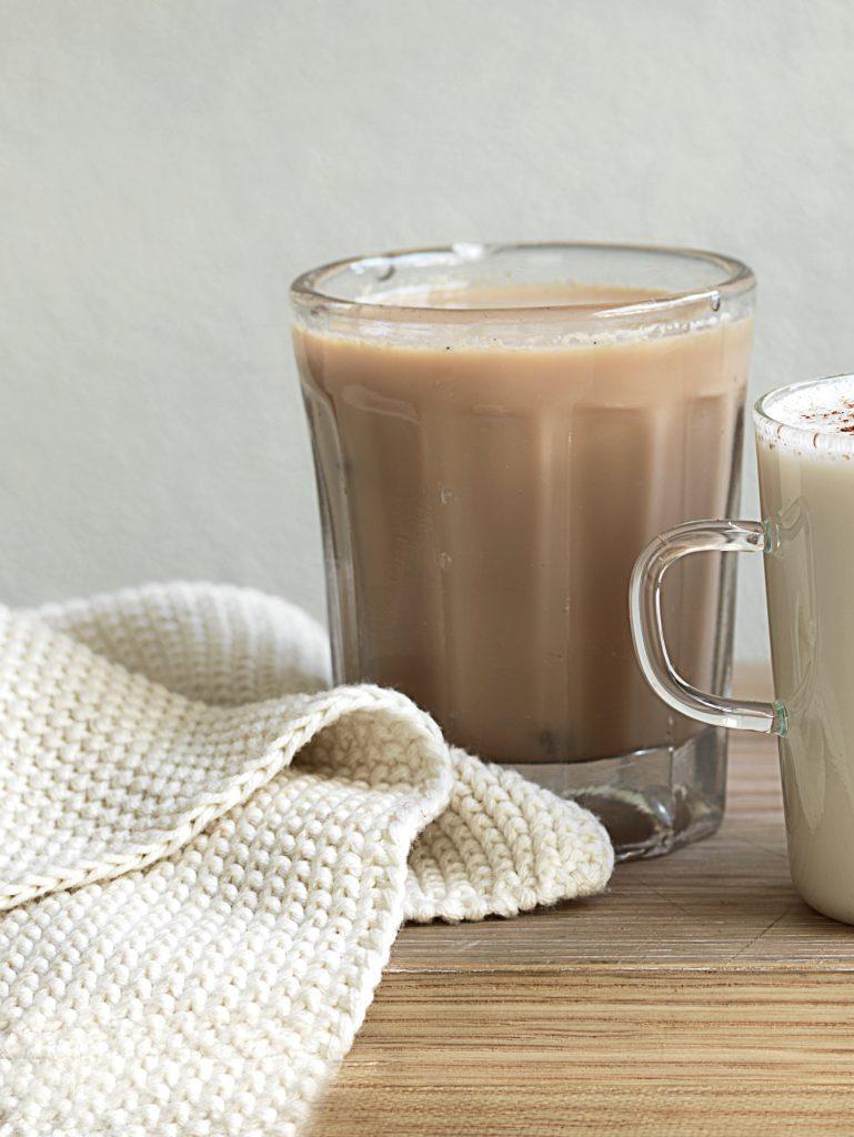 Vanilla honey chai tea