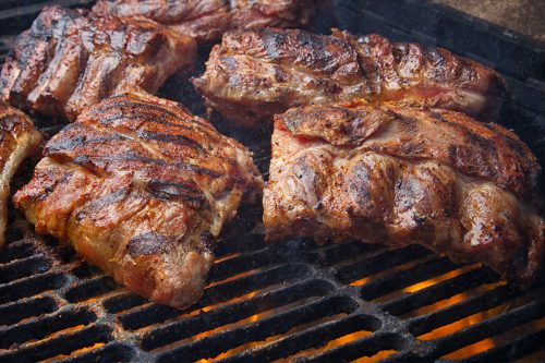 Weight-loss tips for men: Meat